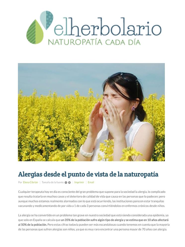 colaboracion-elherbolario-alergia-naturopatia-elena-cibrian