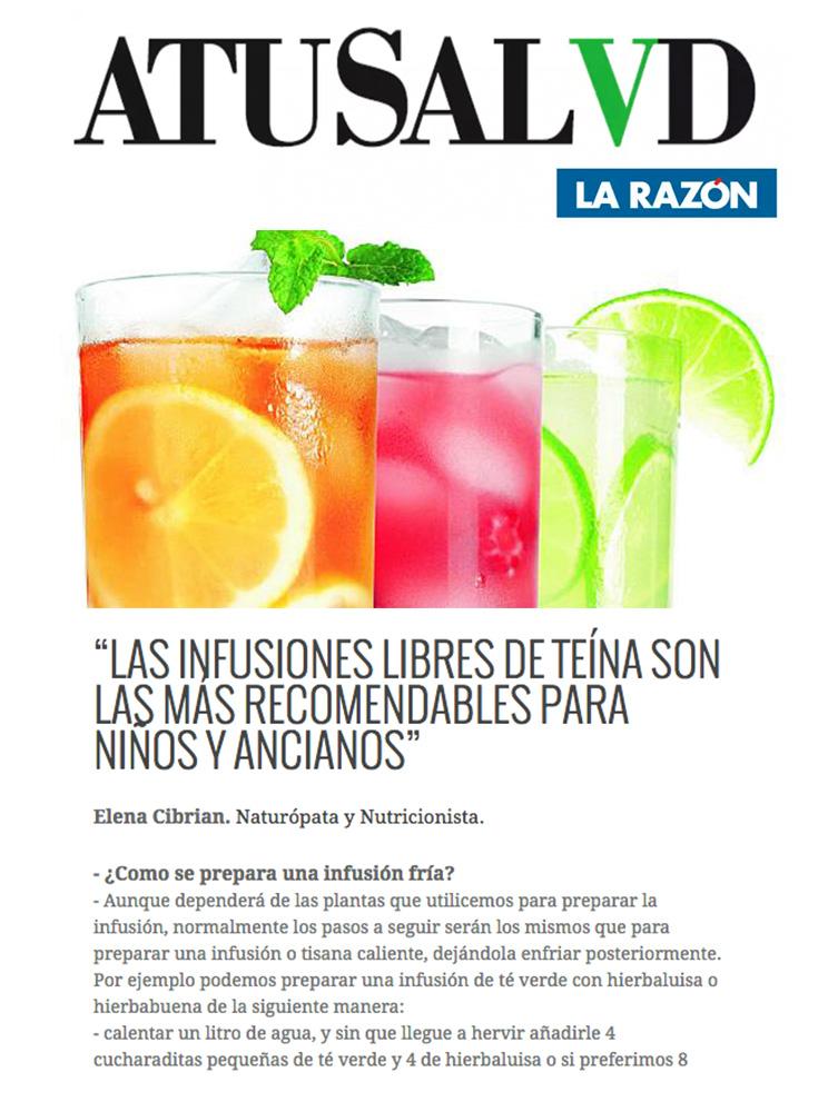 colaboracion-la-razon-infusiones-frias-elena-cibrian