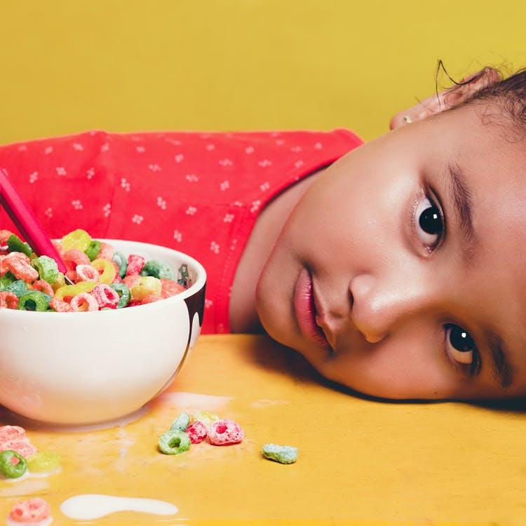 Tu hijo de verdad come de todo?